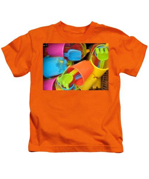 Buckets And Spades Kids T-Shirt