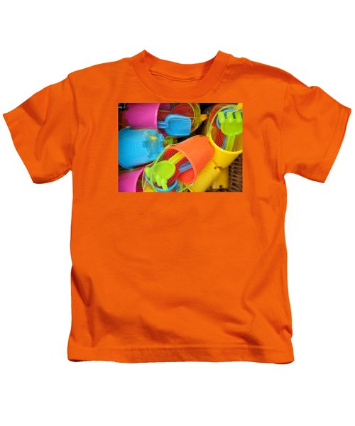 Buckets And Spades Kids T-Shirt