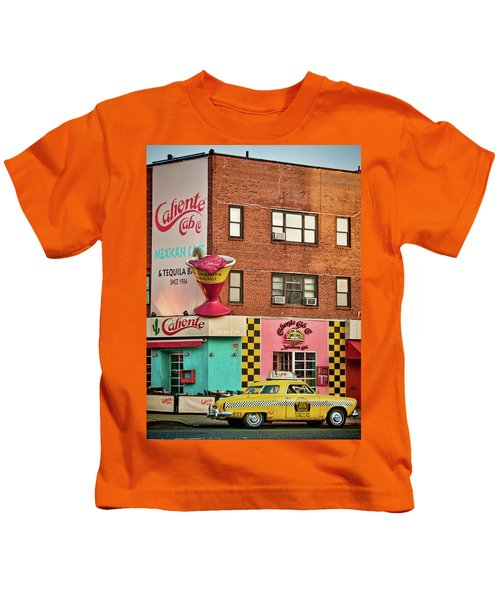 Caliente Cab Kids T-Shirt