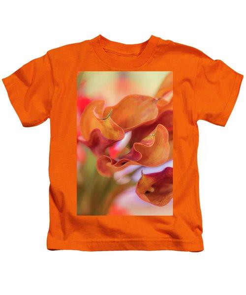 Calla Lilies Kids T-Shirt