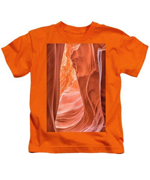Canyon Textures Kids T-Shirt