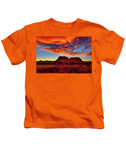 Canyonlands Sunset Kids T-Shirt