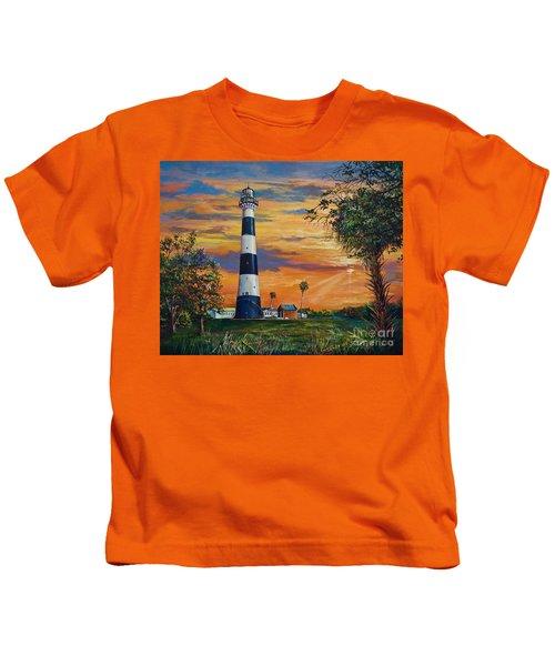 Cape Canaveral Light Kids T-Shirt