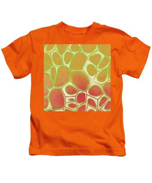 Cells Abstract Five Kids T-Shirt