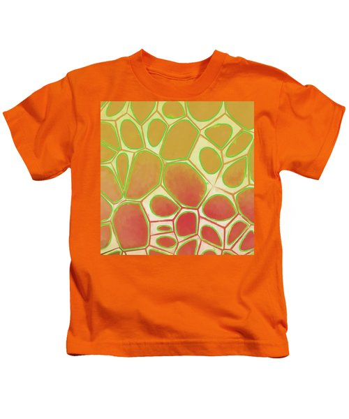 Cells Abstract Five Kids T-Shirt