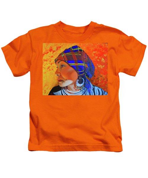Chaos And Order Kids T-Shirt