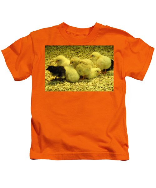 Chicks Kids T-Shirt