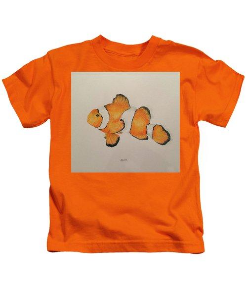 Clown Fish Kids T-Shirt