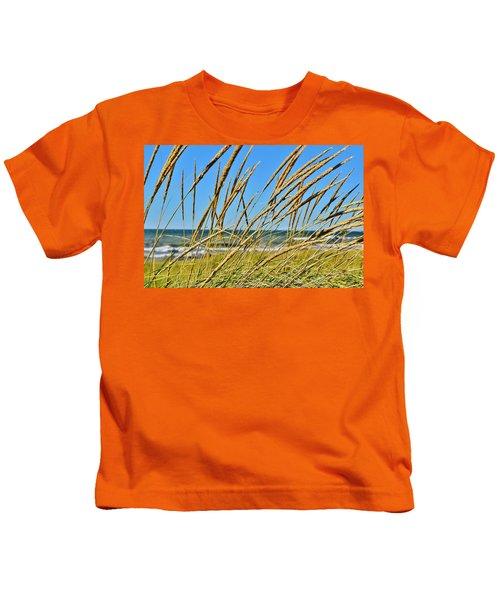 Coastal Relaxation Kids T-Shirt