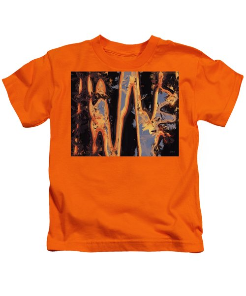 Color Abstraction Xli Kids T-Shirt