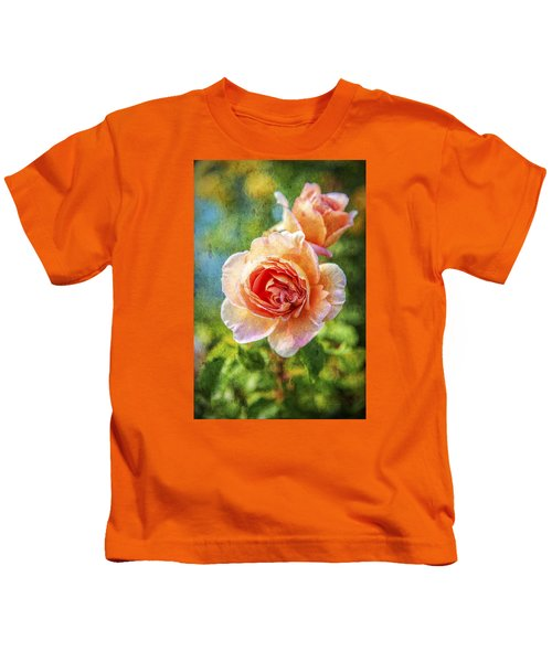 Color Of The Rose Kids T-Shirt