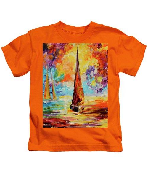 Colors Kids T-Shirt