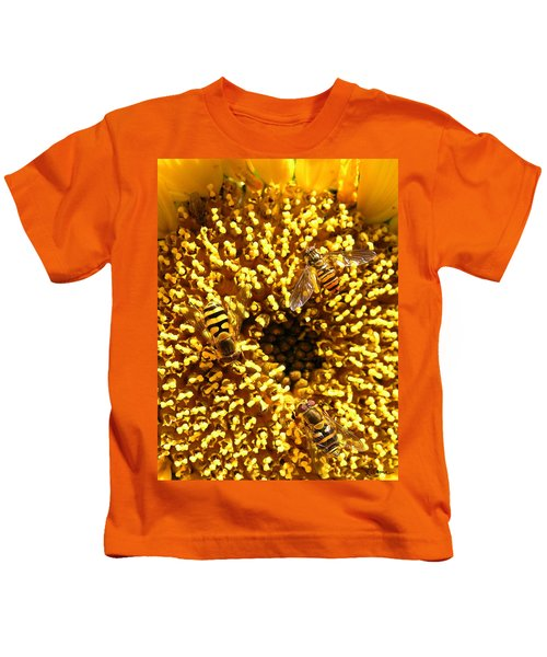 Colour Of Honey Kids T-Shirt