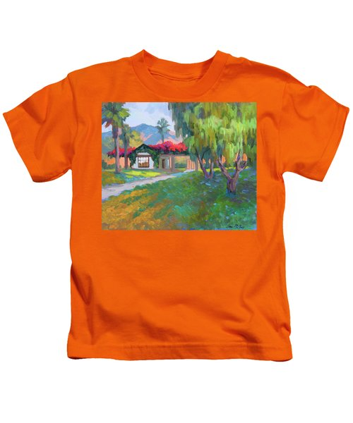 Coming Home To Traditions Kids T-Shirt