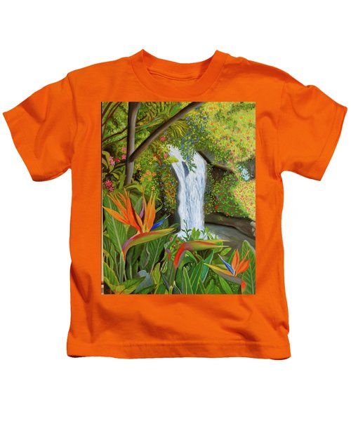 Conquest Of Paradise Kids T-Shirt