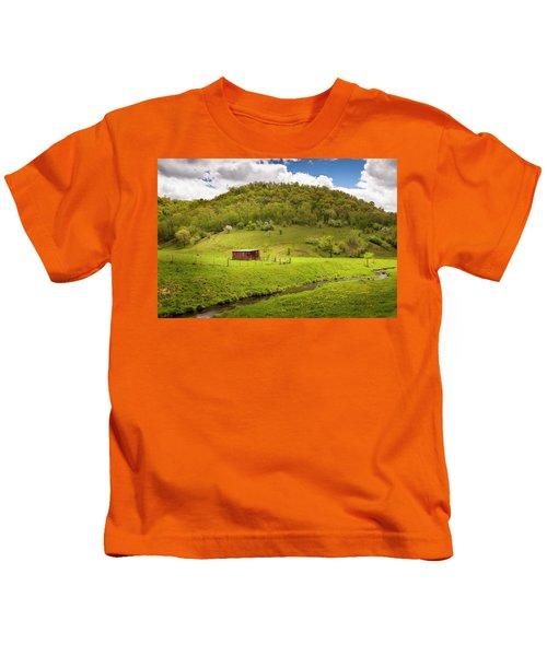 Coulee Morning Kids T-Shirt