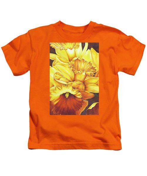Daffodil Drama Kids T-Shirt