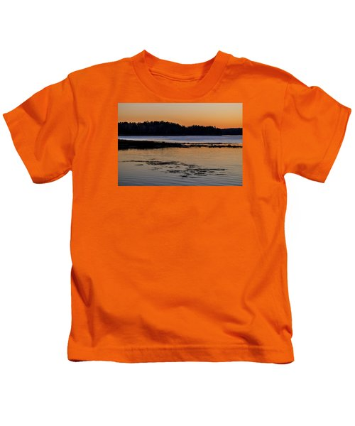 Damariscotta Twilight Kids T-Shirt