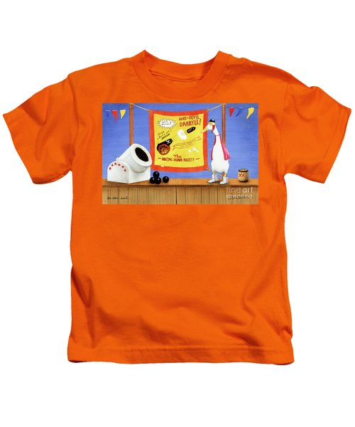 Dare-devil, The Kids T-Shirt