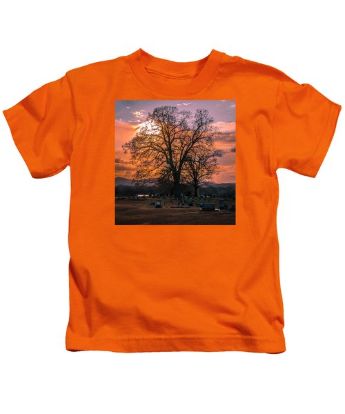 Day's End Kids T-Shirt