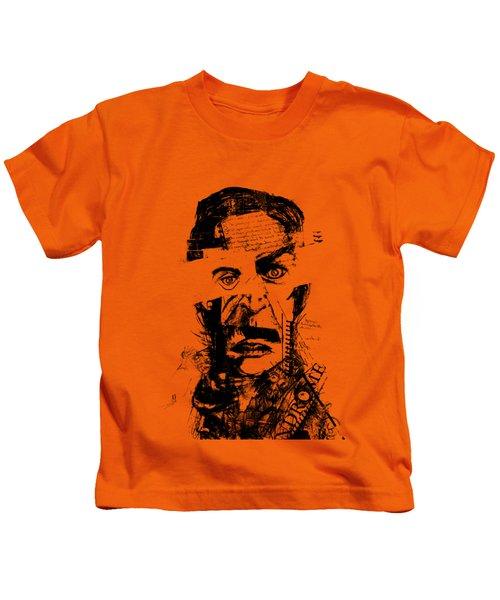 Burning Man Kids T-Shirt