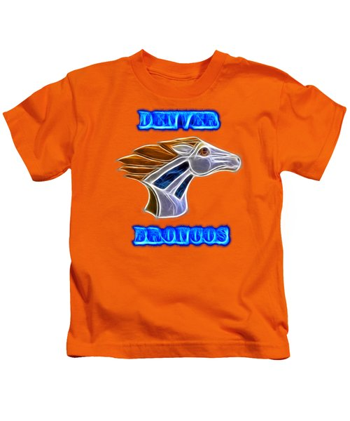 Denver Broncos 2 Kids T-Shirt