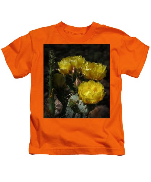 Desert Blooming Kids T-Shirt