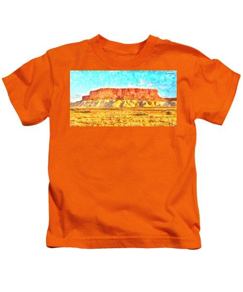Desert Deck - Da Kids T-Shirt