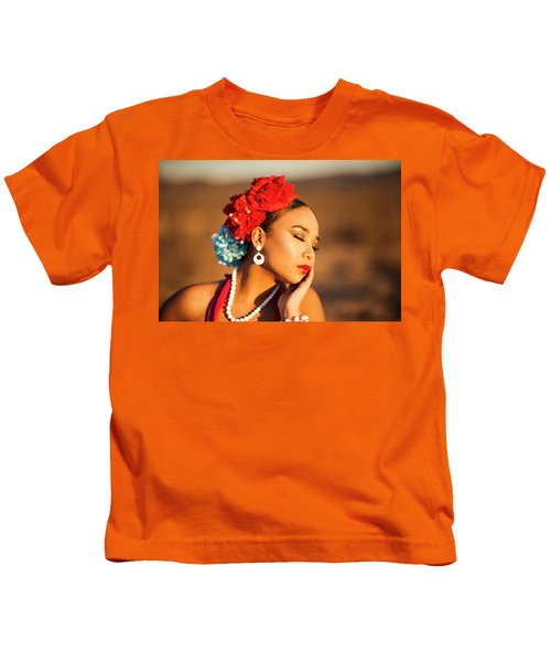 Desert Pearl Kids T-Shirt