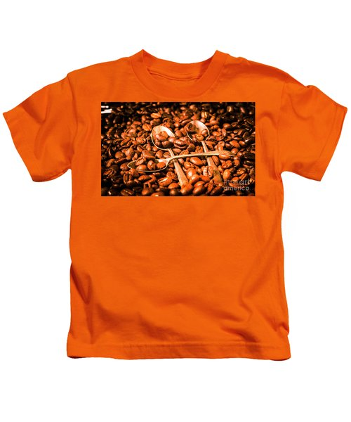 Diner Beans Kids T-Shirt