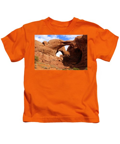 Double Arch Kids T-Shirt