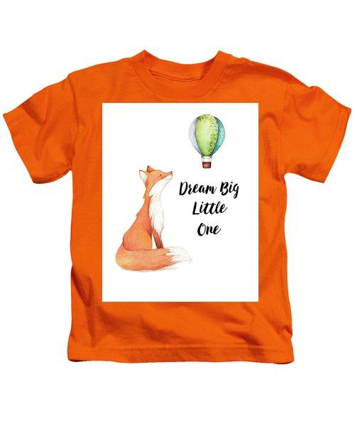 Dream Big Little One Kids T-Shirt