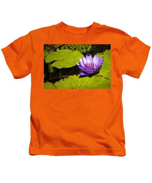 Droplets Kids T-Shirt