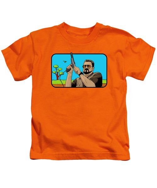 Duck Hunting On Shabbos  Kids T-Shirt
