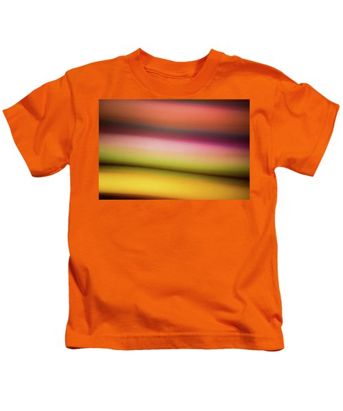 Dusty Sunset Kids T-Shirt