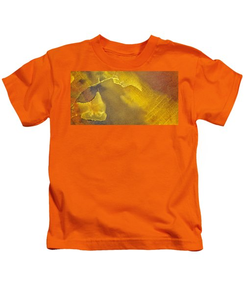 Earth Portrait 001-120 Kids T-Shirt