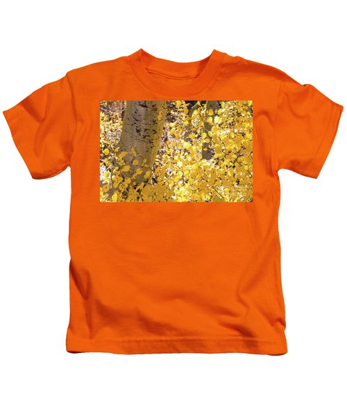 Eastern Sierras  Kids T-Shirt