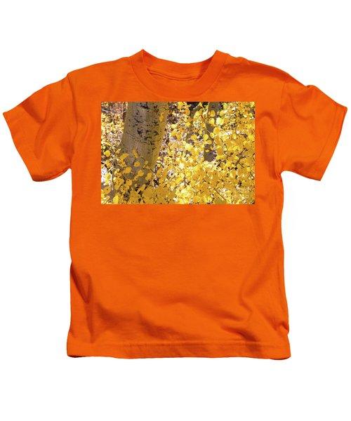 Eastern Sierras  Kids T-Shirt
