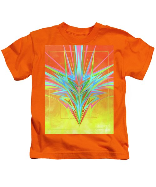Electric Personality  Kids T-Shirt