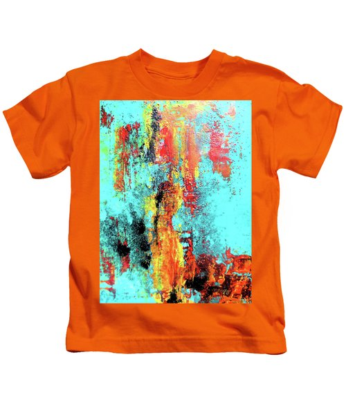 Elemental By V.kelly Kids T-Shirt