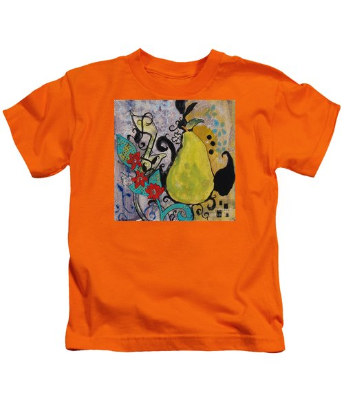 Enchanted Pear Kids T-Shirt