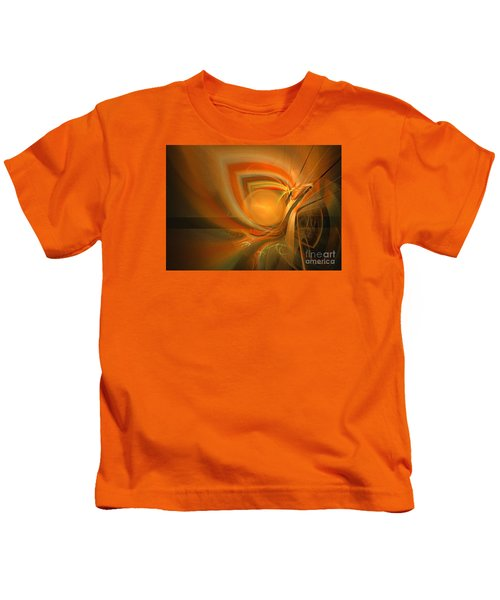 Equilibrium - Abstract Art Kids T-Shirt