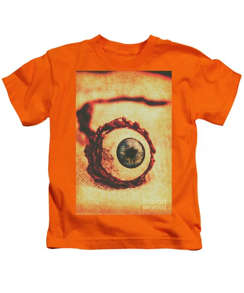 Evil Eye Kids T-Shirt