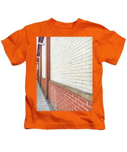Exterior Wall Kids T-Shirt