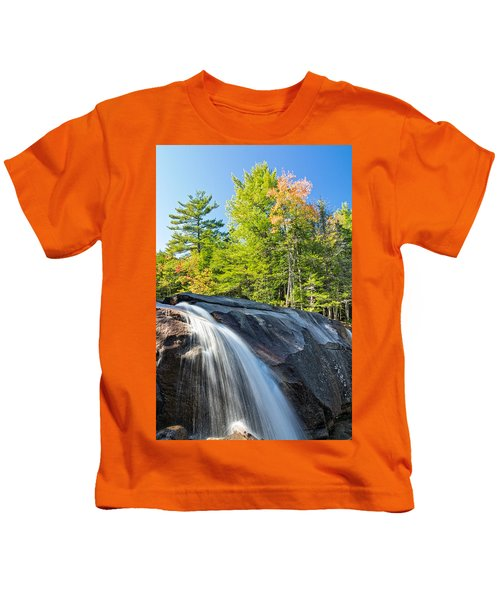 Falls Diana's Baths Nh Kids T-Shirt