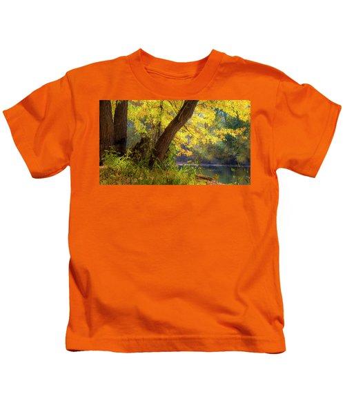 Filtered Light 2 Kids T-Shirt