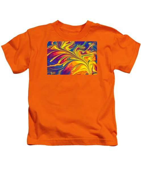 Flying Duck Kids T-Shirt