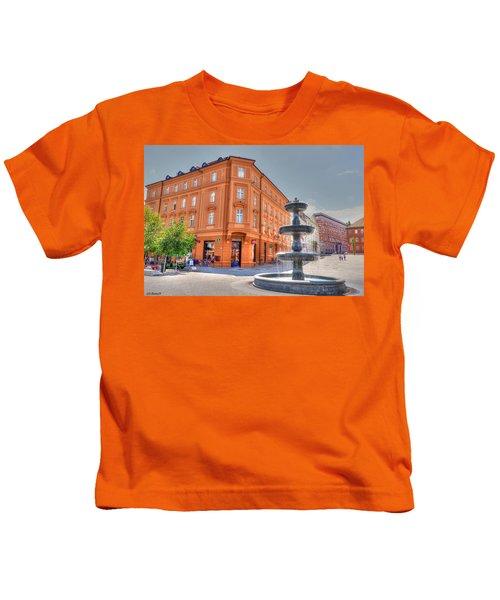 Fountain Kids T-Shirt
