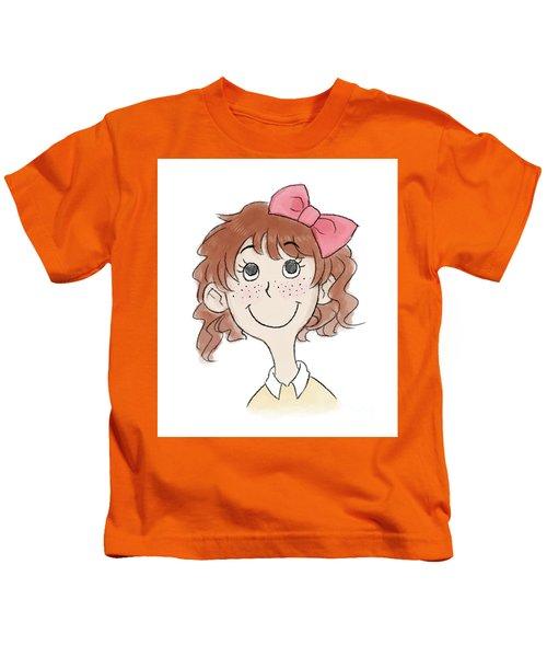 Freckle Face Coco Kids T-Shirt