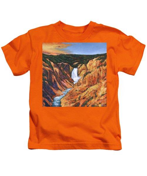 Free Falling Kids T-Shirt